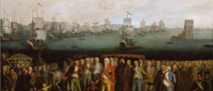 Rio de Janeiro, Capital of Portugal, The Transfer of the Portuguese Court to Brazil