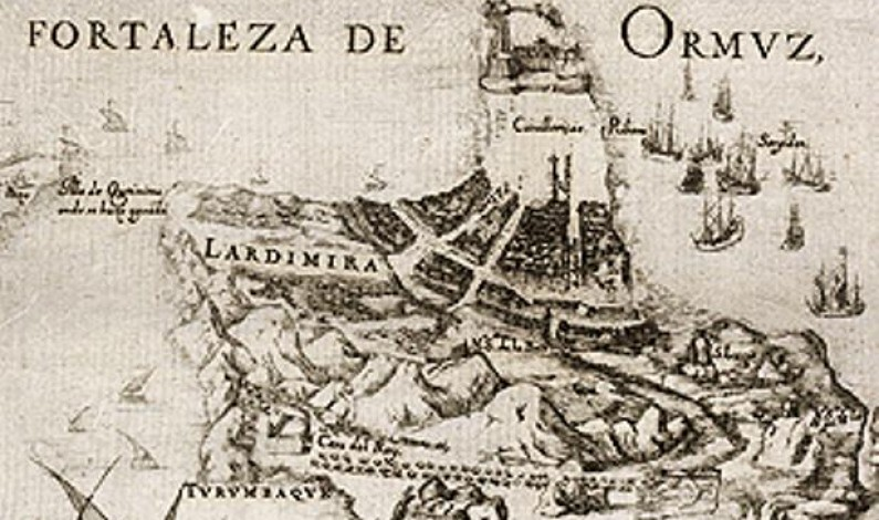 The Capture of Ormuz in 1507