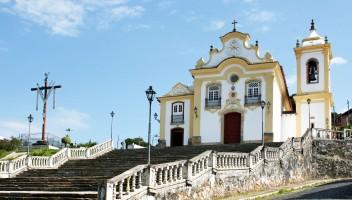 São João del-Rei, in Brazil