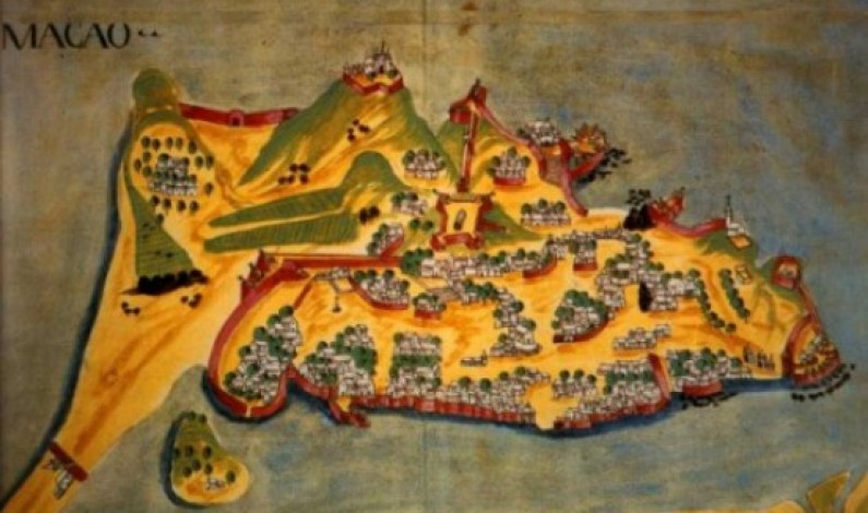 Macao and the 'Great Ship to Japon'