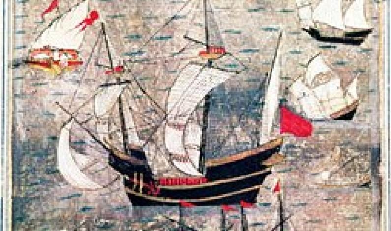 Siege of Diu, in 1538