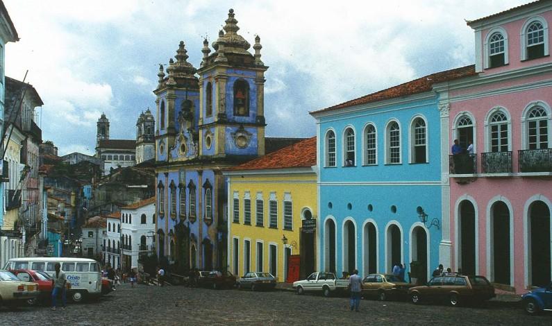 Salvador, in Brazil