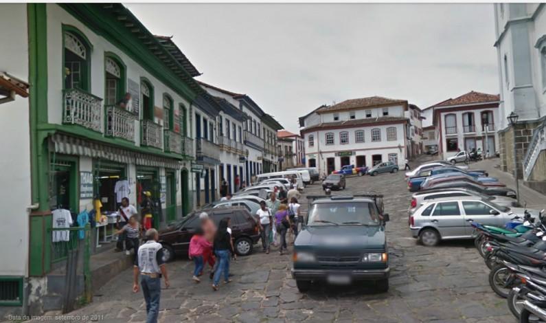 Diamantina, in Brazil