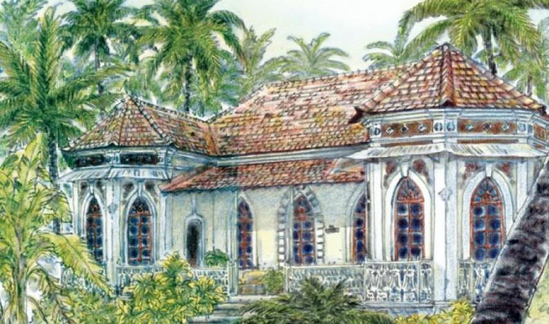 The Indo-Portuguese House, Book