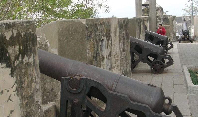 Fortaleza do Monte, Fortress in Macau