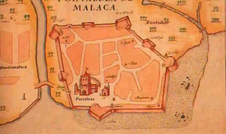 The Capture of Malacca in 1511