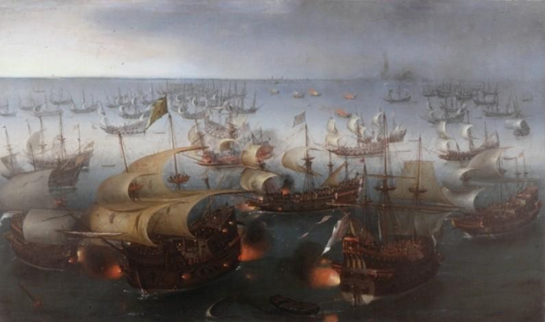 São Martinho Galleon, 1580