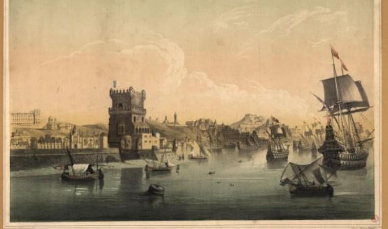 The Armada Invencible living Lisbon 1588