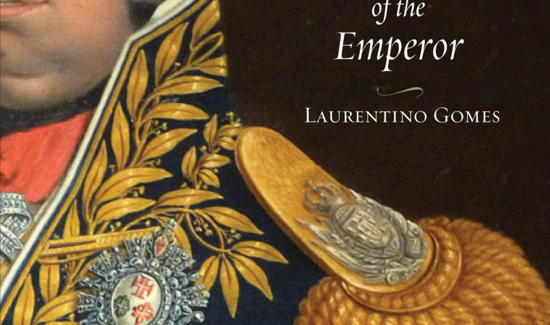 1808: The Flight of the Emperor: How A Weak Prince, A Mad Queen, And The British Navy Tricked Napoleon And Changed The New World