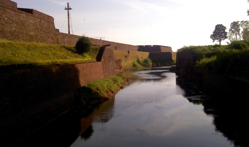 St. Angelo Fort, in Kannur or Cannanore
