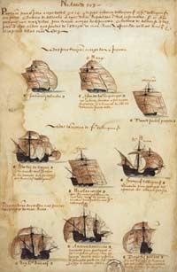 Albuquerque_armada_of_1503_(Livro_das_Armadas)