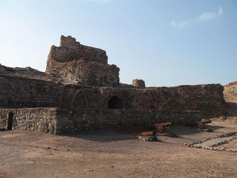 Portuguese_Castle_(Hormuz)