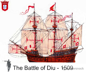 The Battle of Diu