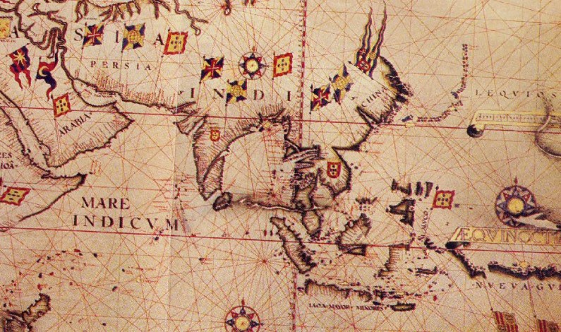 The Portuguese Empire of the East or Estado da Índia, 16th and 17th Centuries
