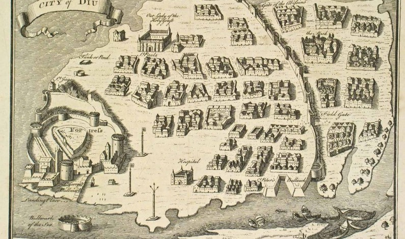 The Battle of Diu in 1509, The Battle That Changed the Global Trade Domain