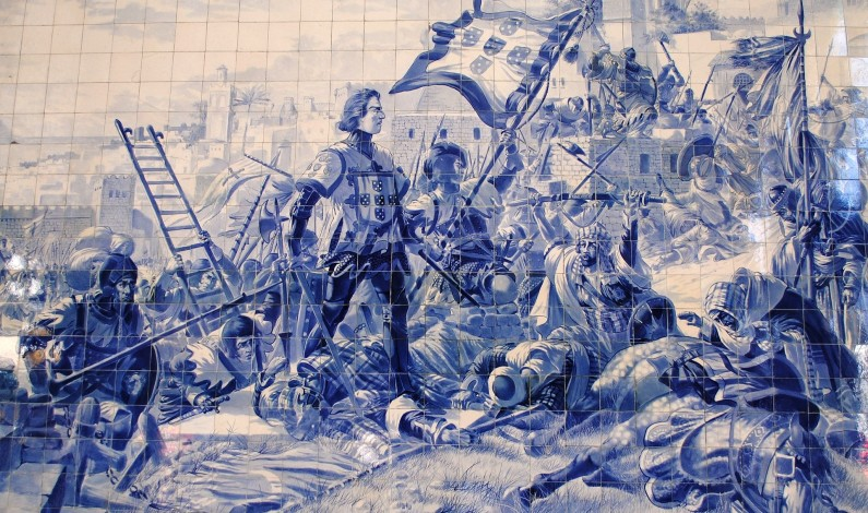 The Conquest of Ceuta, 22 August, 1415