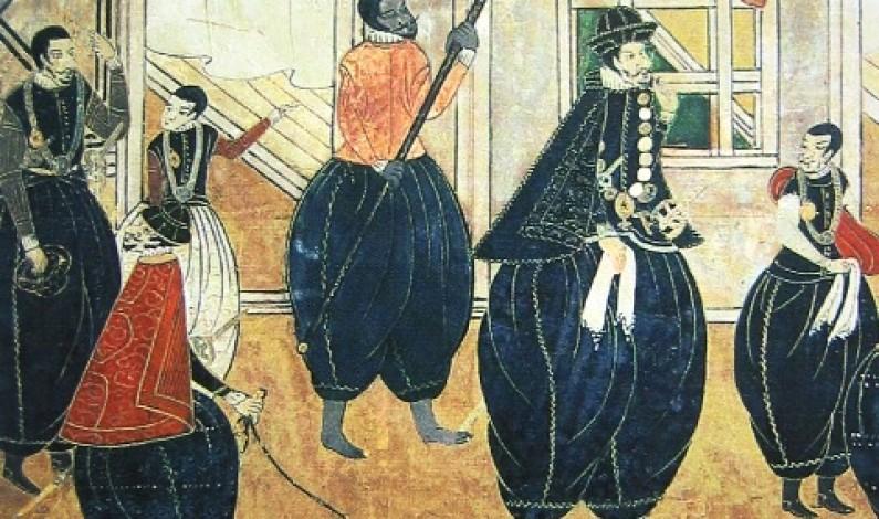 Japan, Portuguese trade in Japanese slaves