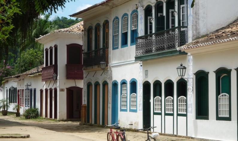 Parati, in Brazil