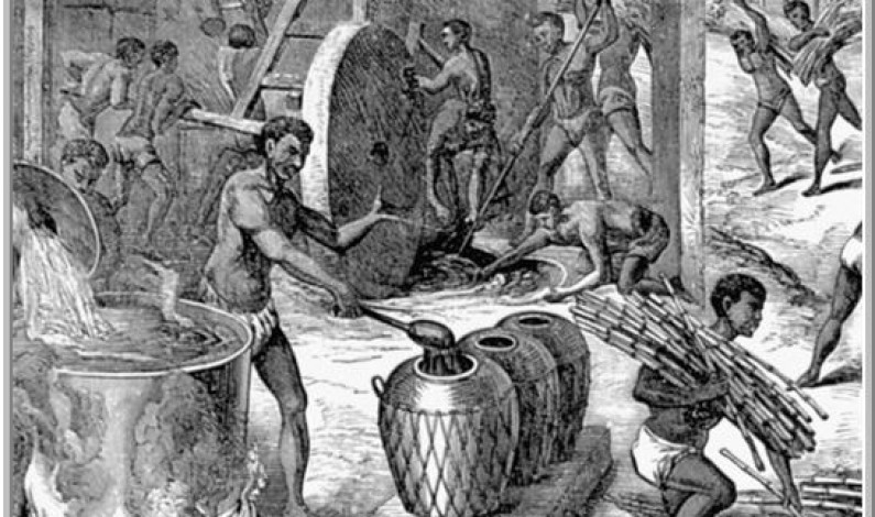 The Sugarcane Cycle, in Brazil 1530–1700
