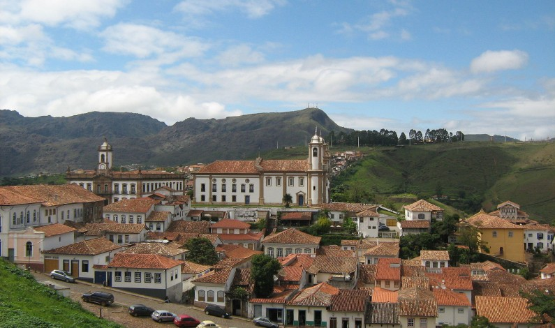 Ouro Preto, in Brazil