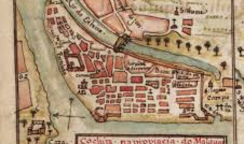 The First Siege of Cochin, Albuquerque in India