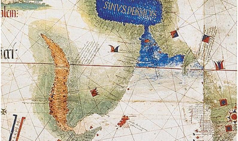 The third squadron of the Fifth Armada, António de Saldanha in Africa