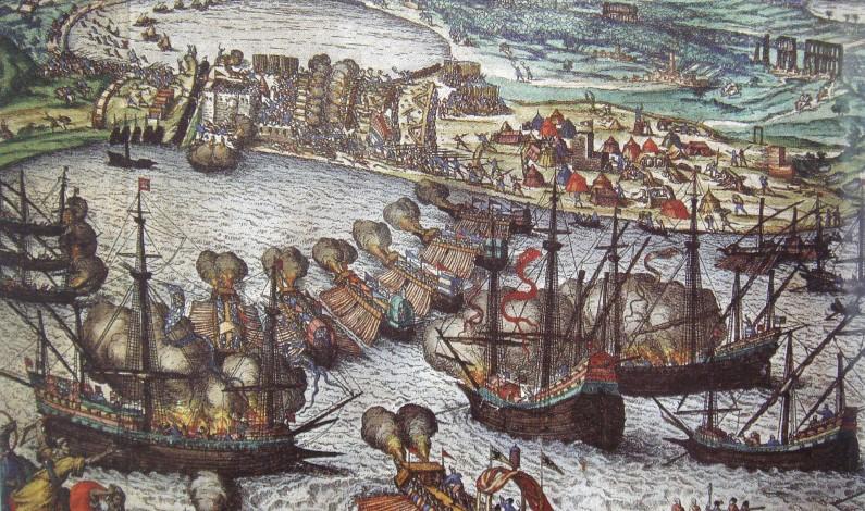 The São João Baptista, Portuguese Galleon Warship
