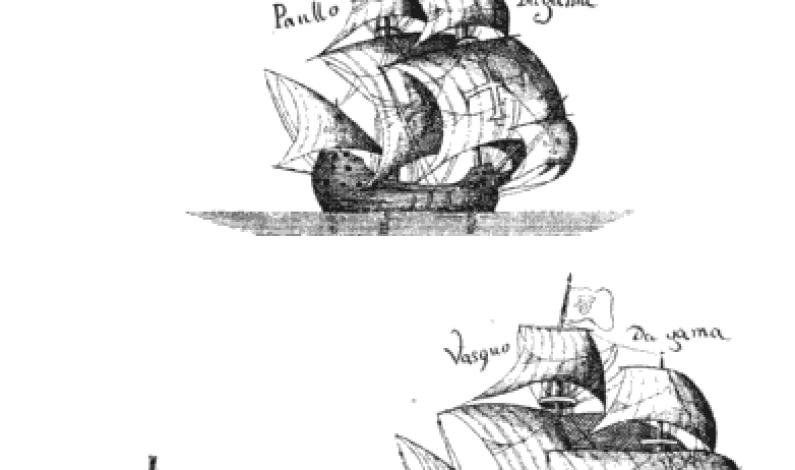 The São Gabriel, Vasco da Gama Flagship 1497