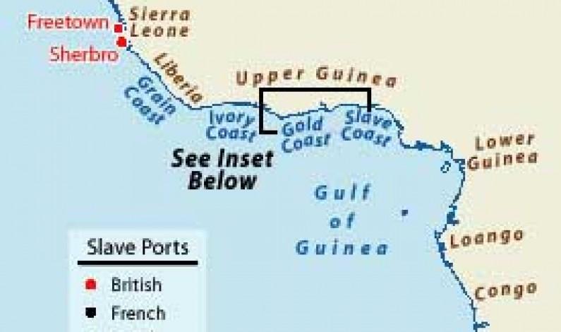 Africa Gold Coast, Asante, and Slavery