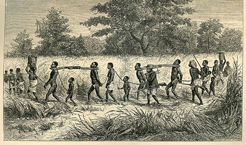 Portuguese in East Africa, Slavery