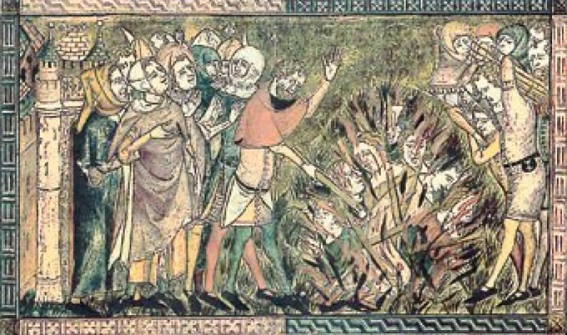 How the Portuguese Secret Jews (Marranos)  Saved England, By Manuel Azevedo