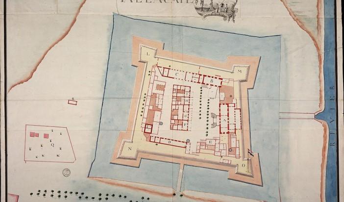 Pulicat, The Portuguese established a trading post 1502