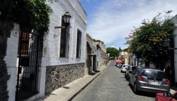 Colônia do Santíssimo Sacramento, Founded in 1680 in Cisplatin, Today in Uruguai
